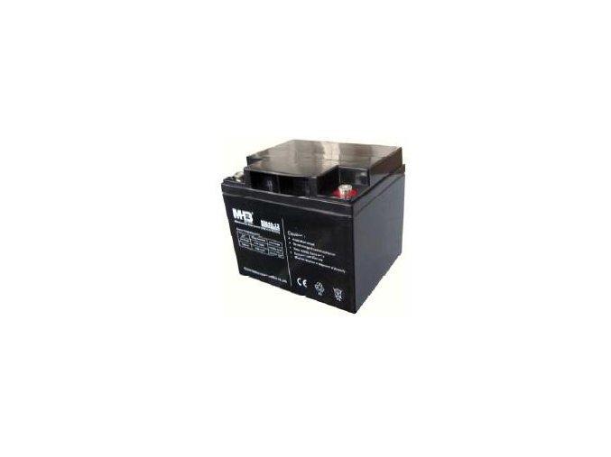 Baterie MHB Power VRLA AGM GEL trakční 12V/40Ah (MNG40-12)