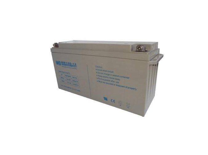 Baterie MHB Power VRLA AGM GEL trakční 12V/150Ah