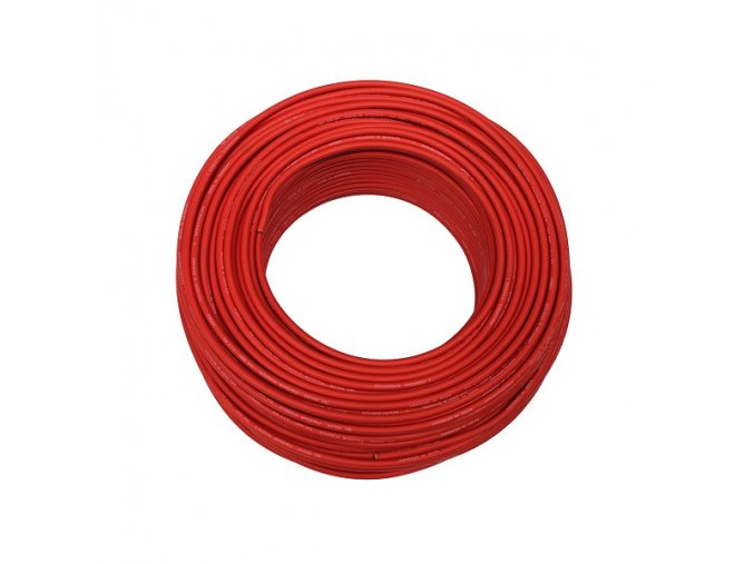 solarni kabel pv1 f 6mm2 1kv cerveny i36858