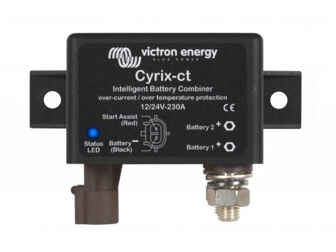 Cyrix-i 12/24V 230A bateriové propojovací relé