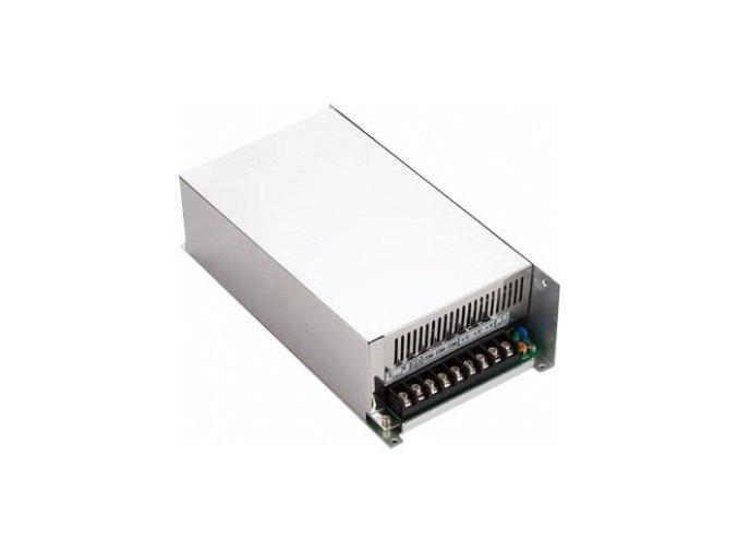 Průmyslový zdroj Carspa 12V=/500W spínaný HS-500/12