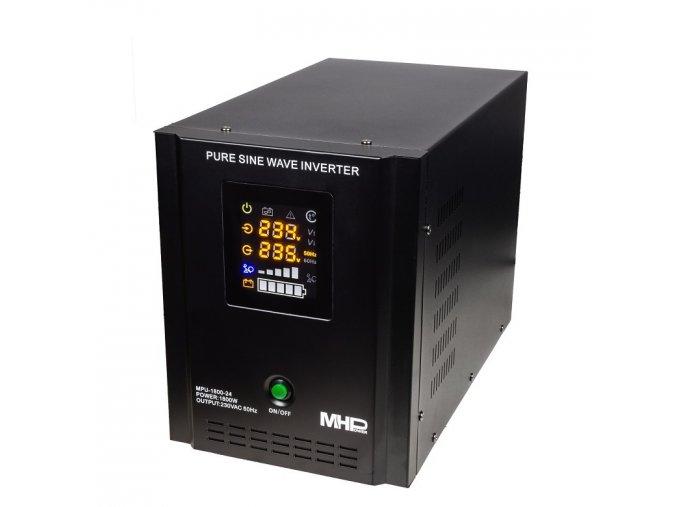 zalozni zdroj mhpower mpu 1800 24 ups 1800w cisty sinus 24v i36389