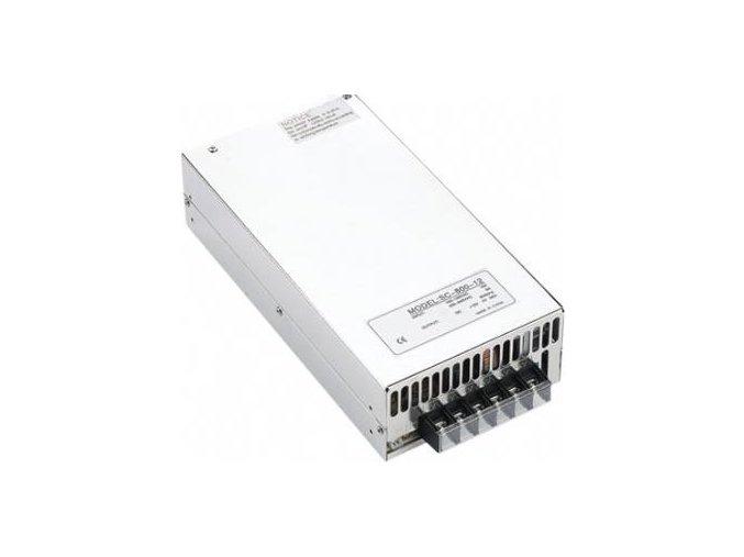 Průmyslový zdroj Carspa 24V=/800W spínaný S-800/24
