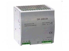 Průmyslový zdroj CARSPA DR-240-24 na DIN lištu 240W, 24V