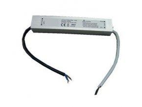 Napájecí zdroj 12V pro LED pásky 18W  12V DC  1.5A  venkovní- IP67