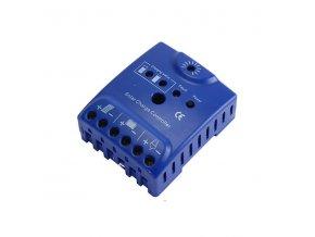 Solární regulátor CARSPA CD12/24-15, autodetekce 12V/15A nebo 24V/15A