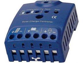 Solární regulátor CD12/24-10 autodetekce 12V/10A nebo 24V/10A