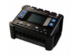 Solární regulátor ENS12/24-20D s LCD, volitelně 12V/20A nebo 24V/20A