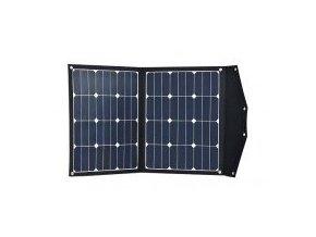 fotovoltaicky solarni prenosny set 2x40w s regulatorem 10a s usb taska i32753
