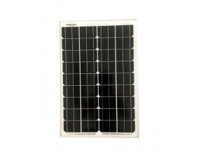 fotovoltaicky solarni panel solarfam 30w monokrystalicky i36729
