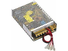 Průmyslový zdroj Carspa 12V=/120W spínaný SC-120/12 se zálohovací funkcí UPS