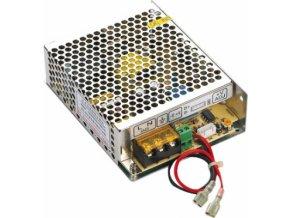 Průmyslový zdroj Carspa 24V=/60W spínaný SC-60/24 se zálohovací funkcí UPS