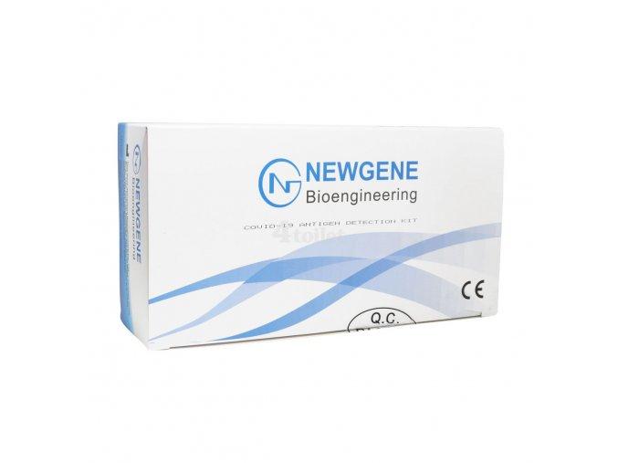 25 ks Antigenní test ze slin na COVID-19 NEWGENE