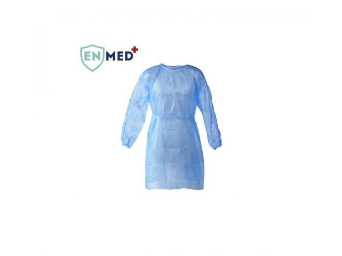 ENMED plášť modrý