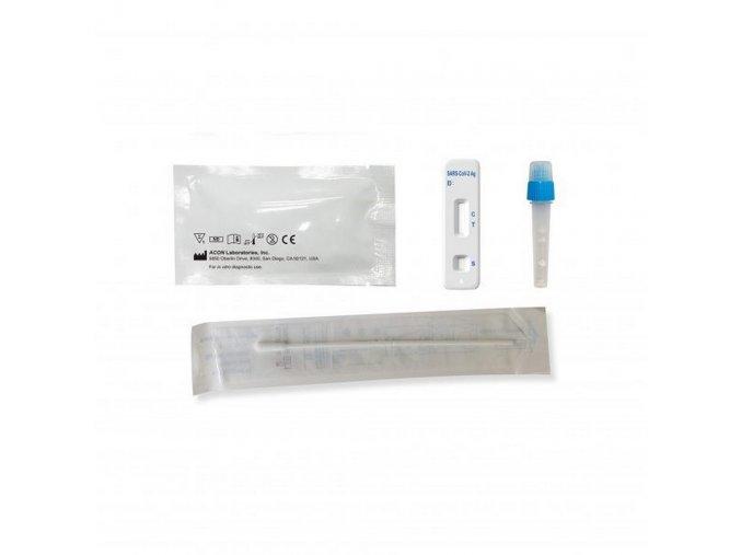 25 ks Antigenní výtěrový test COVID-19 FLOWFLEX