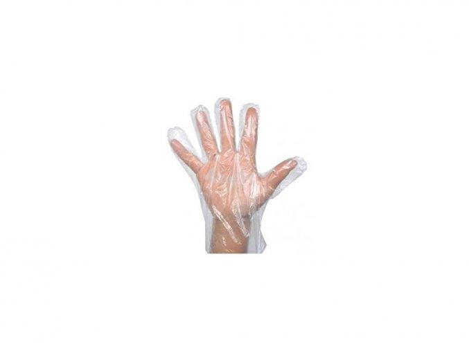 Jednorázové HDPE rukavice 100 ks