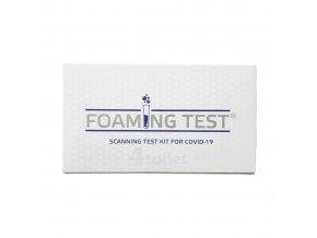 1 ks Rychlý test na COVID-19 ze vzorku moči