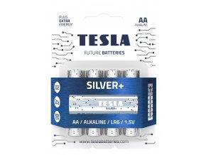 Tesla Baterie Silver AA 2019