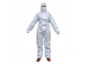 Ochranný oblek BEZ KRYCÍ PÁSKY TYP 5B, 6B
