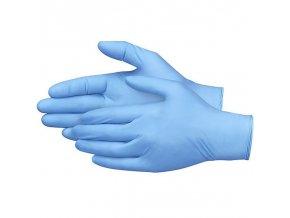 espeon nitril ideal jednorazove nitrilove rukavice modre 100 ks