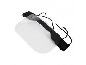 Ochranný štít na obličej - mini