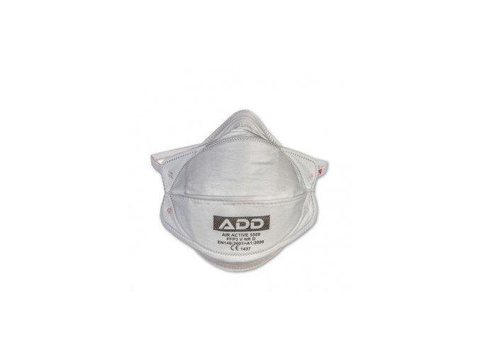 326 respirator ffp3 bez ventilu baleni 25ks