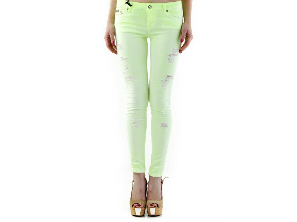 Letní neonové kalhoty SEXY WOMAN [J3215]