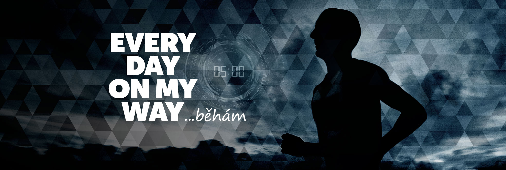 EVERY DAY ON MY WAY - běhám