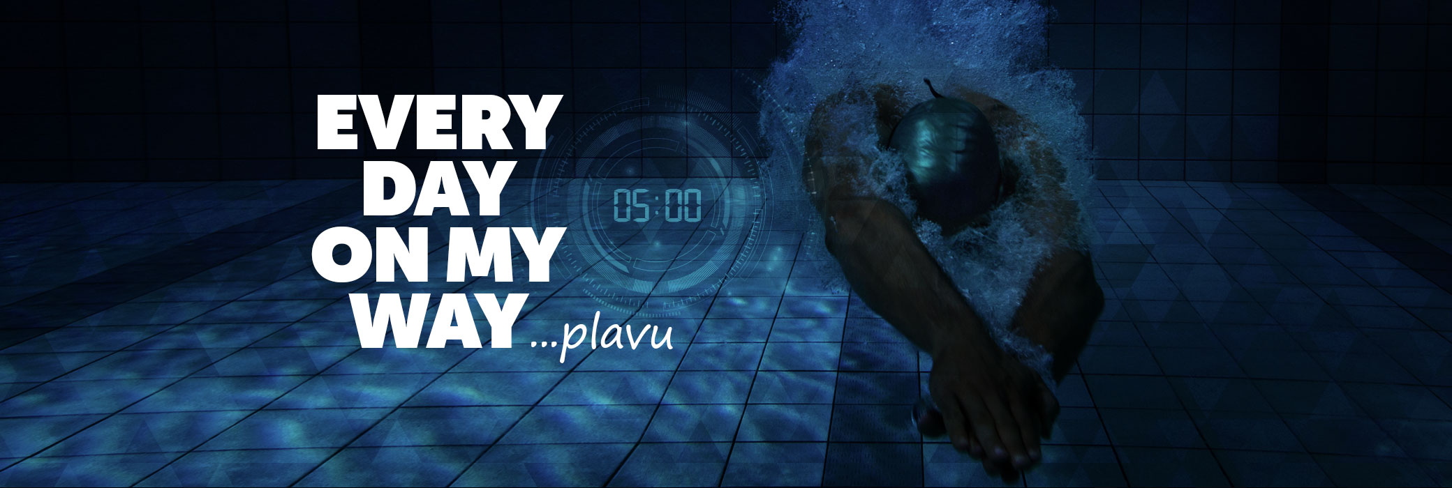 EVERY DAY ON MY WAY - plavu