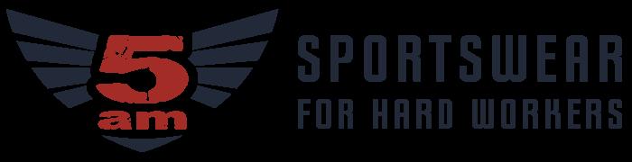 5 am - sportswear for hard workers