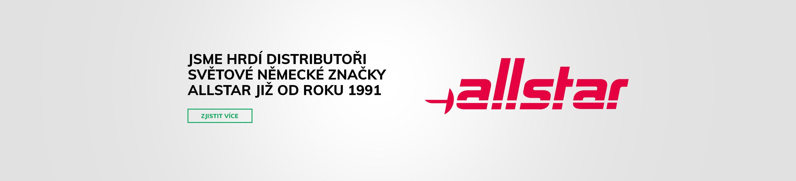 Jsme hrdý výhradní distributor firmy Allstar již od roku 1991 pro Českou republiku, nakupujte šermířské vybavení Allstar v eshopu 5MFENCING.COM