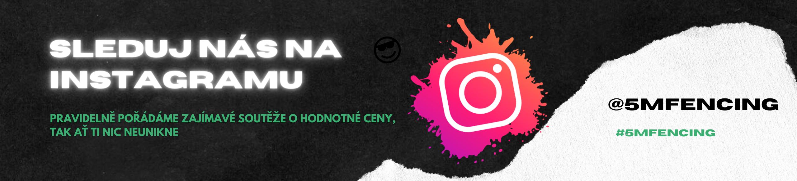 Sleduj nás na Instagramu a neunikne ti žádná soutěž
