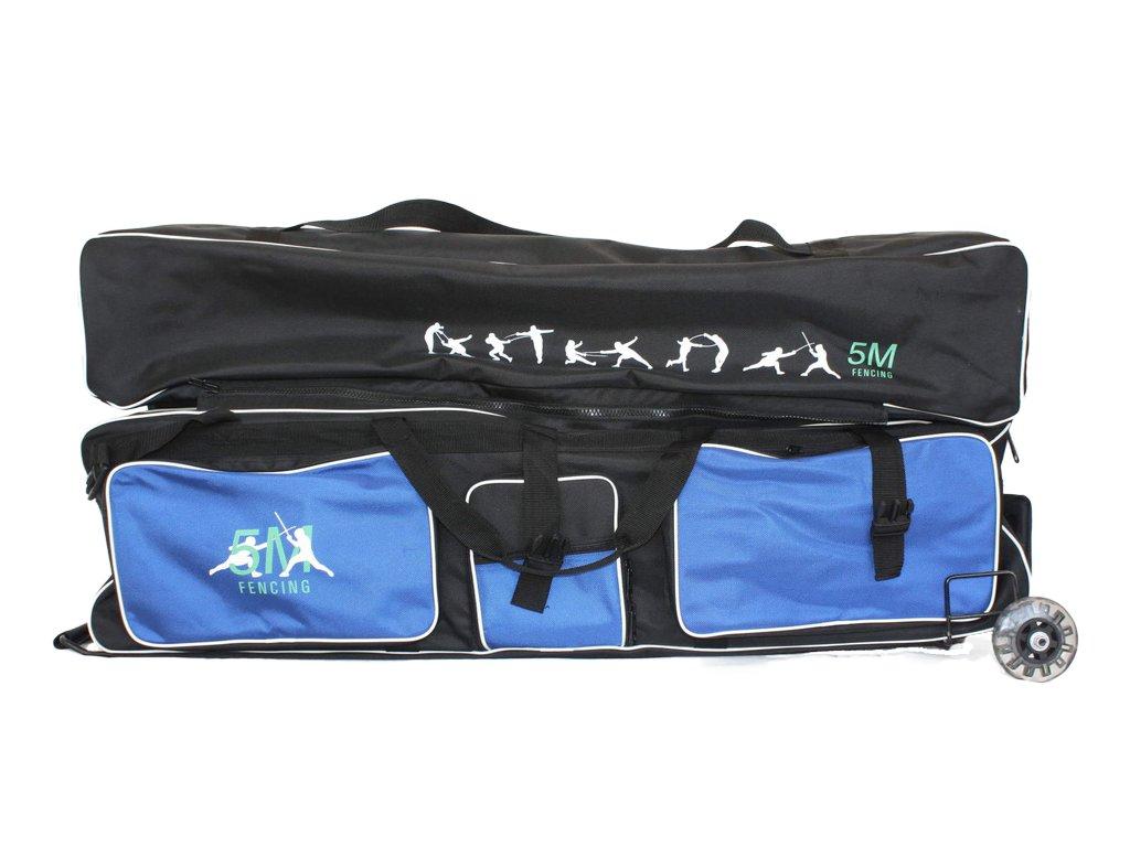 Extra kolečková taška 5M bez náastavby logo A3 (W071A3) (Barva oranžová)