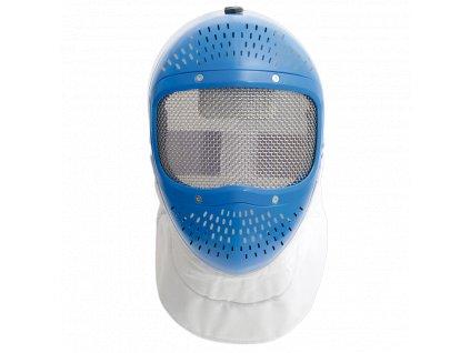 Plastová maska pro začátečníky, používat pouze s fleretem PF (Barva červená)