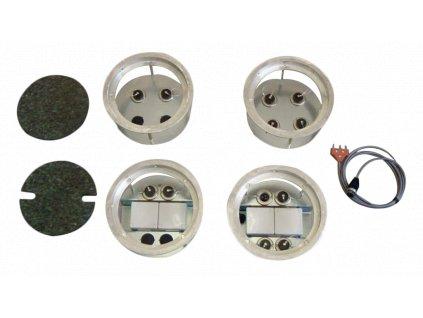 2319 propojovaci kabel zasuvka signal pristroj