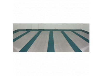 2553 plans allstar z hlinikovych desek instalovana na pevno