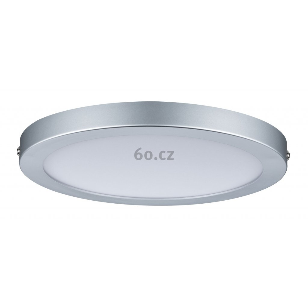 Paulmann Atria, stropní LED svítidlo, 19W LED 4000K, matný chrom, prům. 30cm