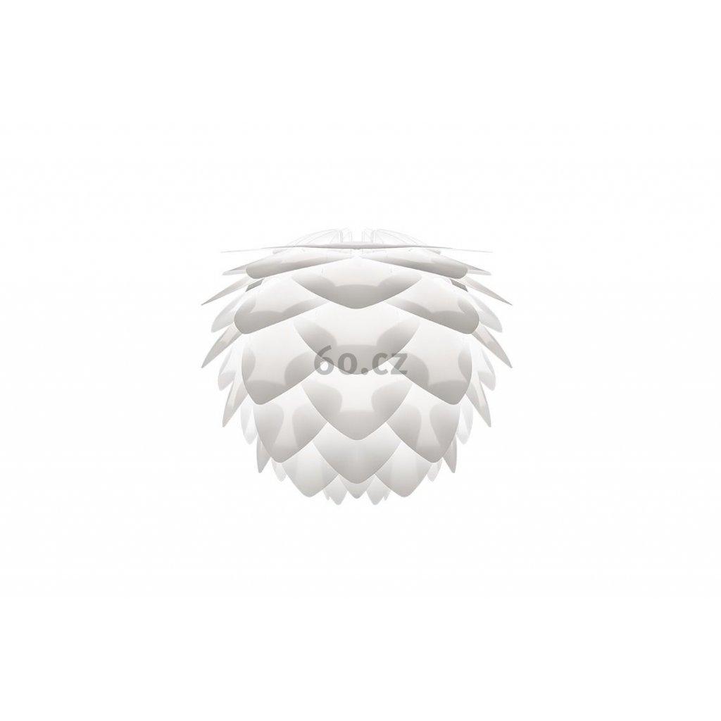Umage Silvia mini, bílé stínítko pro závěsné svítidlo, stolní a stojací lampu, 1x60W, průměr 34cm