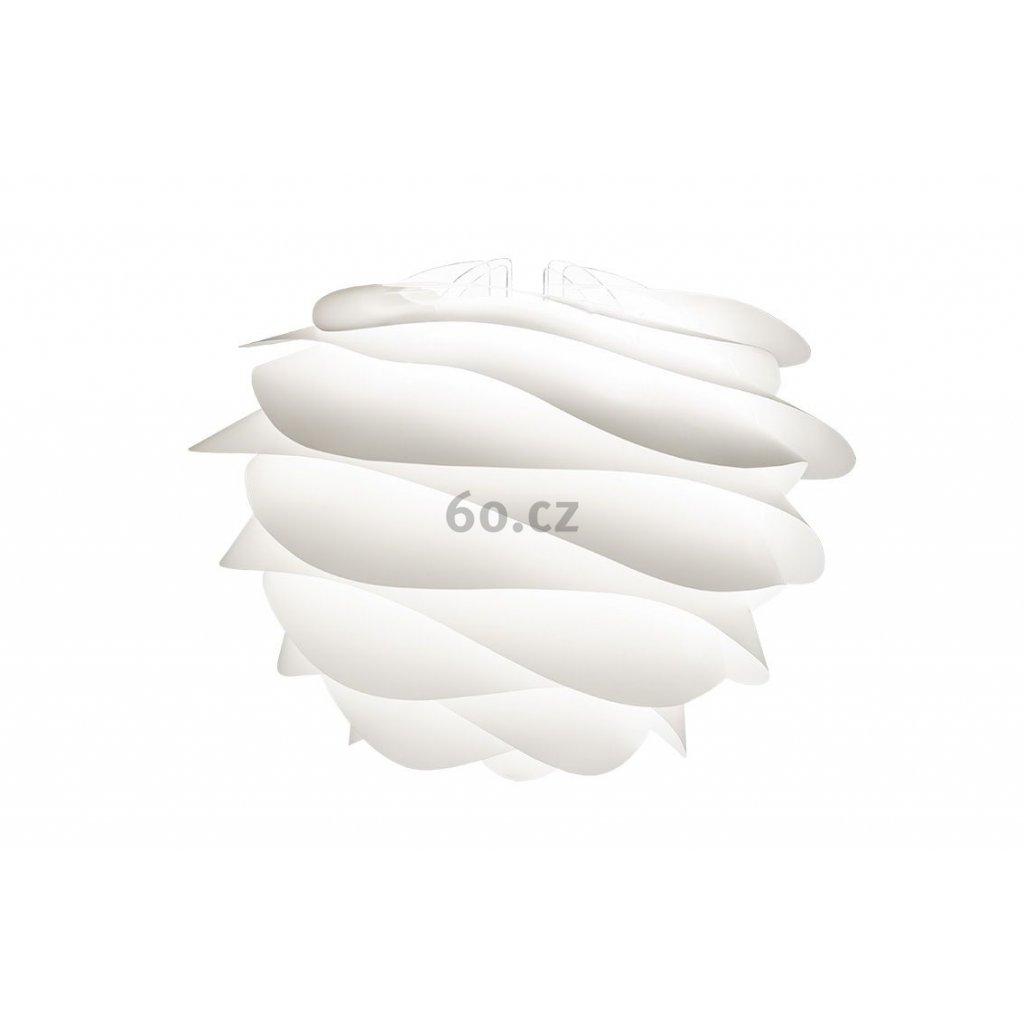 Umage Carmina, bílé stínítko pro závěsné svítidlo, stolní a stojací lampu, 1x60W, prům. 48cm