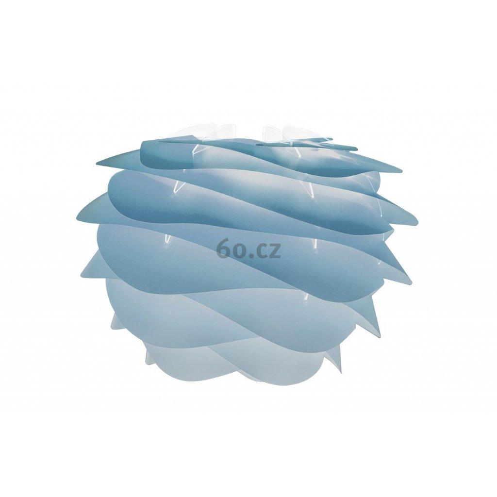 Umage Carmina mini, azurové stínítko pro závěsné svítidlo, stolní a stojací lampu, 1x60W, prům. 32cm