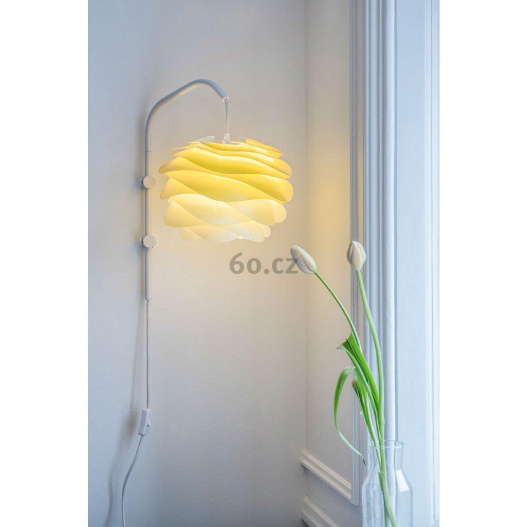 Umage Carmina mini, žluté stínítko pro závěsné svítidlo, stolní a stojací lampu, 1x60W, prům. 32cm