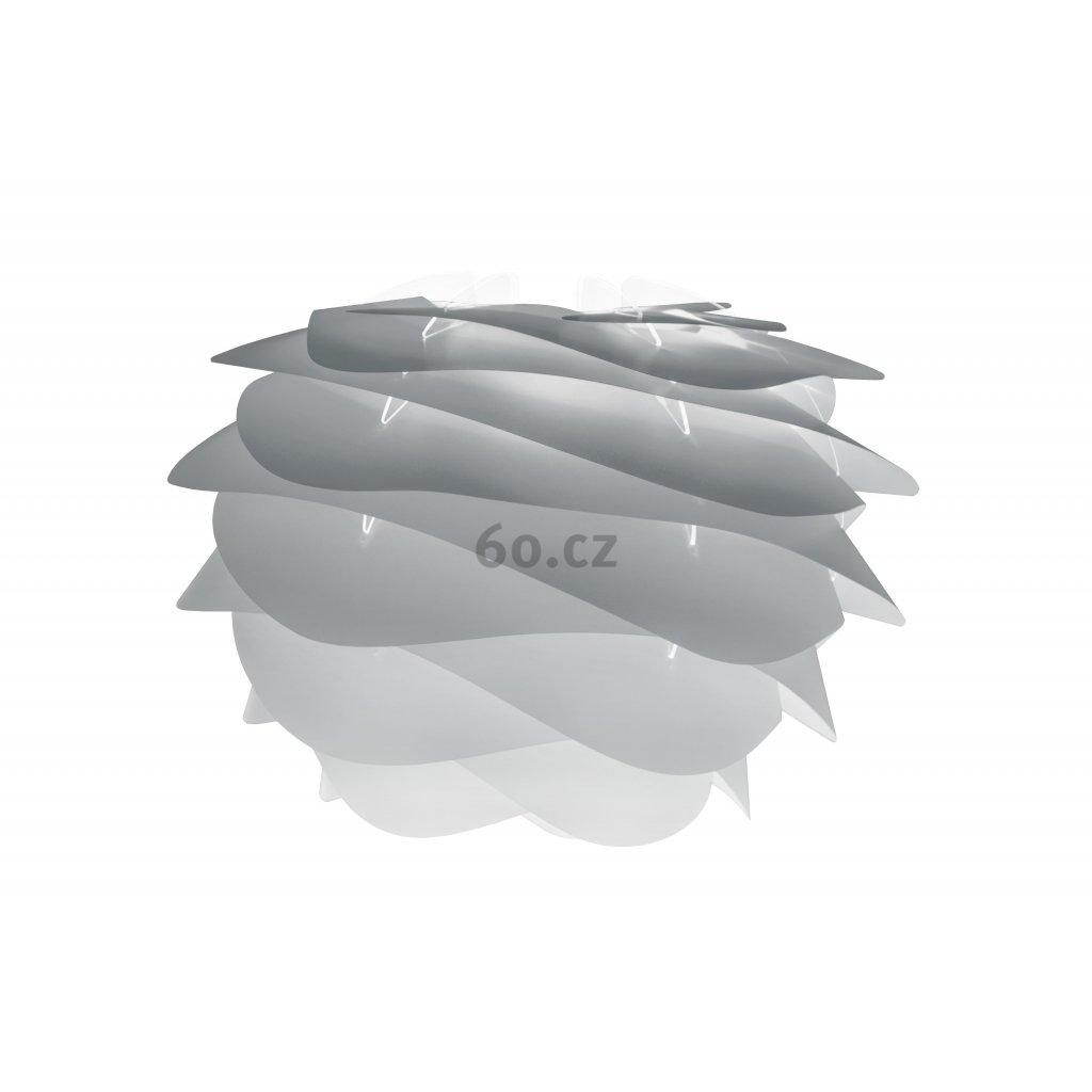 Umage Carmina mini, šedé stínítko pro závěsné svítidlo, stolní a stojací lampu, 1x60W, prům. 32cm