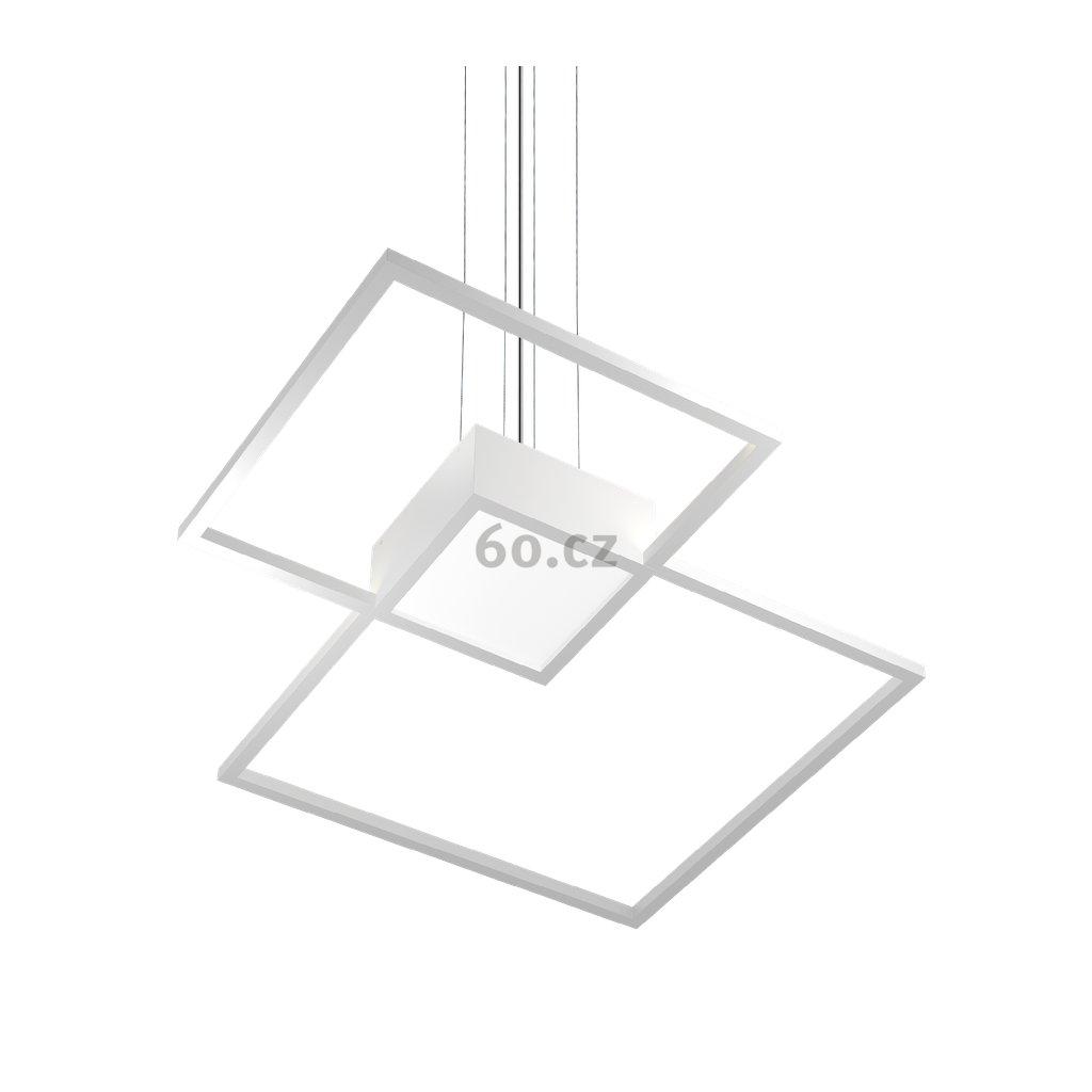 48672 1 wever ducre venn 3 0 zavesne svitidlo pro prime a neprime osvetleni 47w led 3000k bila 72 4x72 4cm