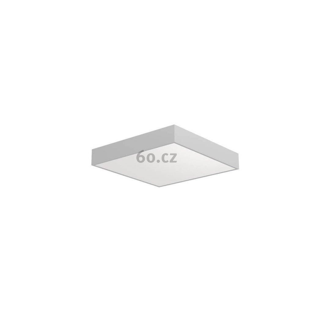 Arelux Xpill Square, bílé stropní svítidlo, 40W LED 3000/4000/6000K, 40x40cm