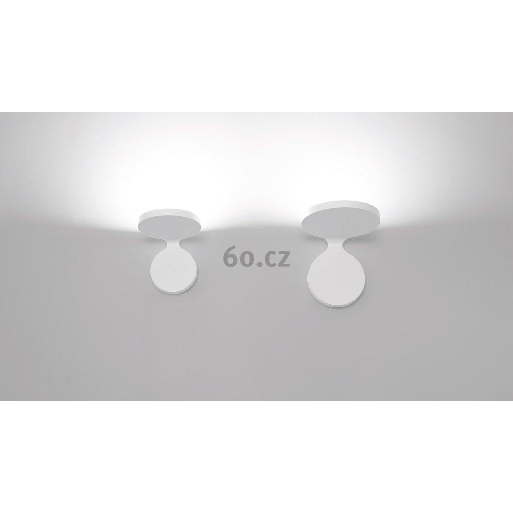 540 artemide rea 12 white nastenne svitidlo pro neprime osvetelni 15w led 3000k sirka 12cm