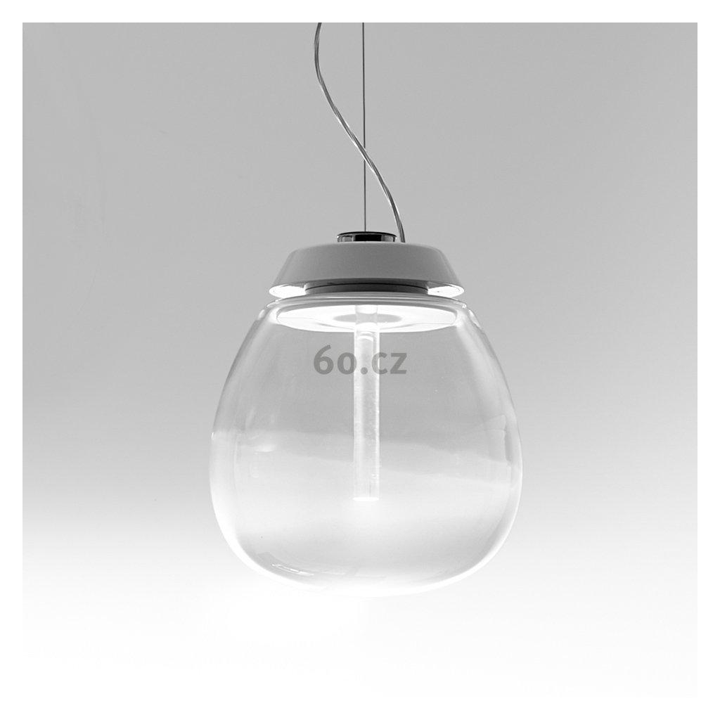 Artemide Empatia 26, designové závěsné svítidlo, 19W LED 3000K, prům. 26cm