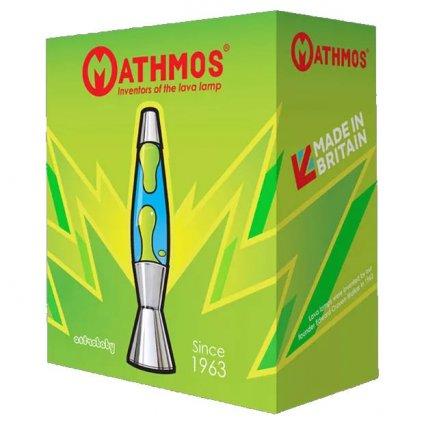 mathmos astrobaby lava lamp yellow red 01