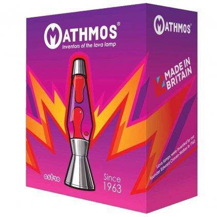 mathmos astro copper lava lamp green blue
