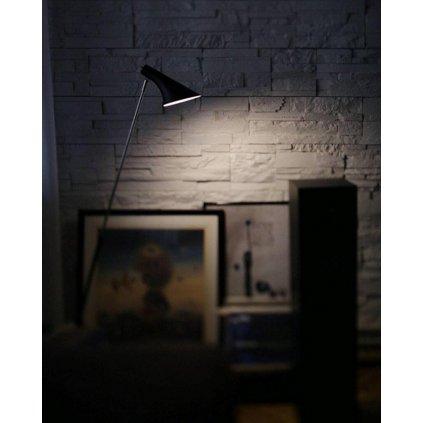 26670 2 nordlux vanila stojaci lampa v severskem stylu 1x40w cerna 74 129cm