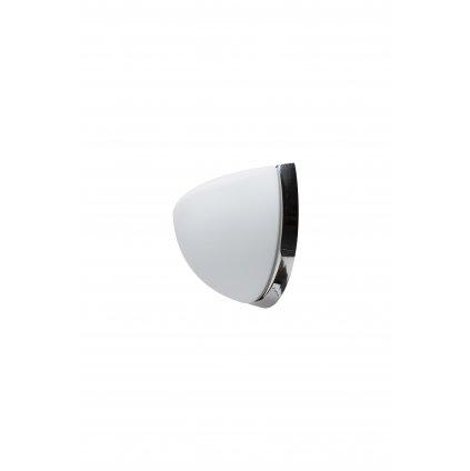 Osmont Nela 1, nástěnné svítidlo, 1x60W E27, opálové sklo